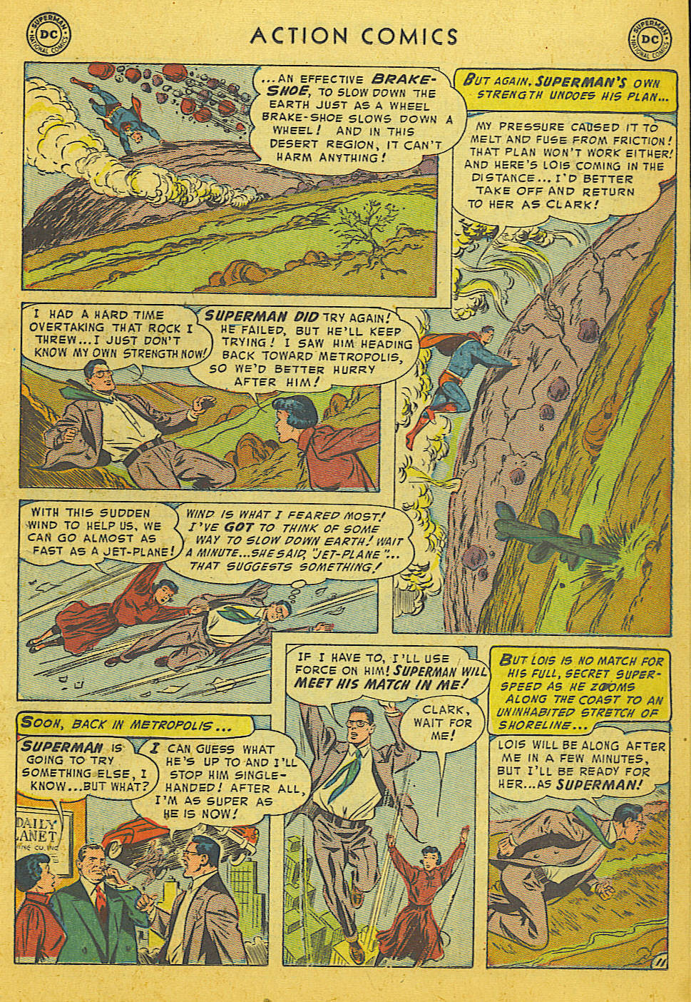 Read online Action Comics (1938) comic -  Issue #186 - 13