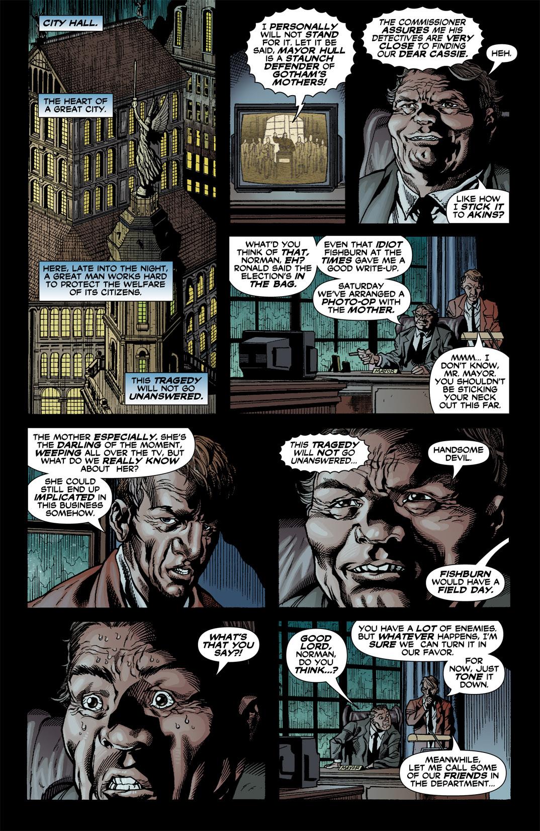 Detective Comics (1937) 805 Page 7