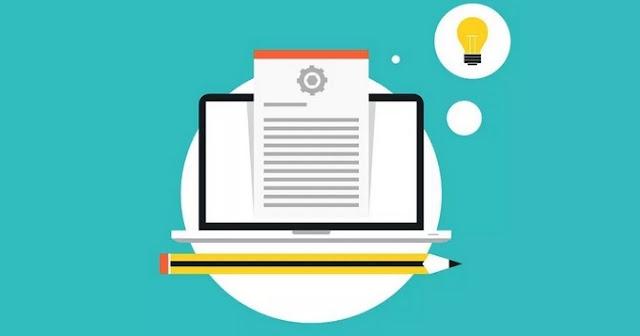 Membuat kalimat pembuka artikel