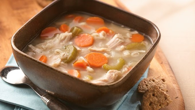 Tasty Turkey Soup
