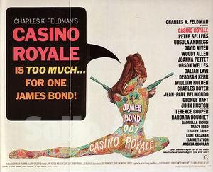 Casino Royale 1967 movieloversreviews.filminspector.com poster