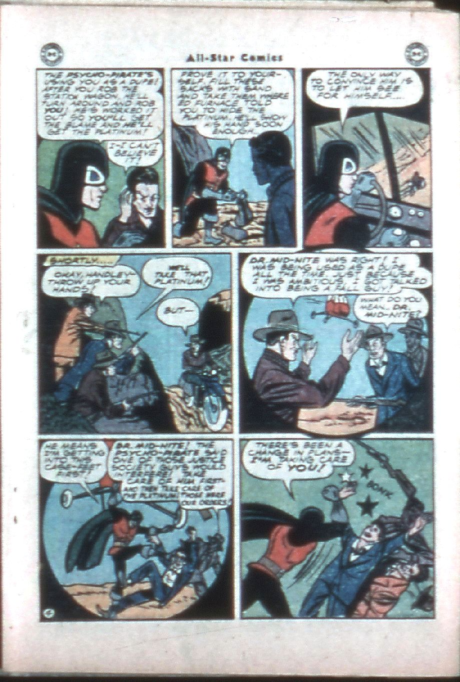 Read online All-Star Comics comic -  Issue #32 - 19
