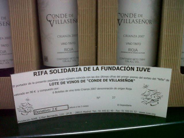 Mercadillo Solidario de la Fundación IUVE. Novedades.