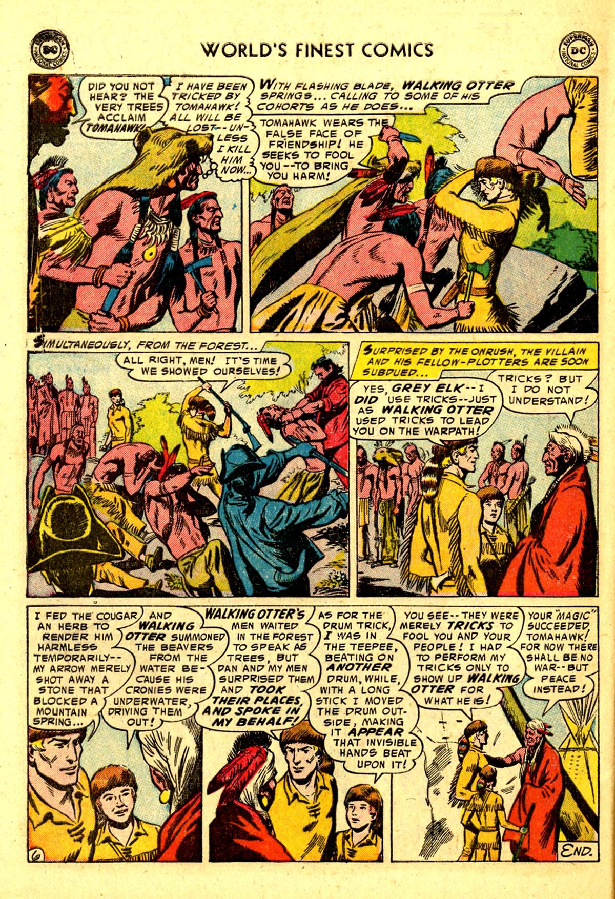 Read online World's Finest Comics comic -  Issue #75 - 32