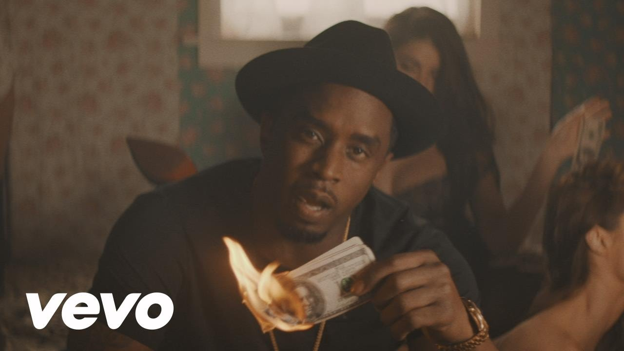 Puff Daddy - Blow A Check (Feat. Zoey Dollaz & French Montana) [Vídeo]