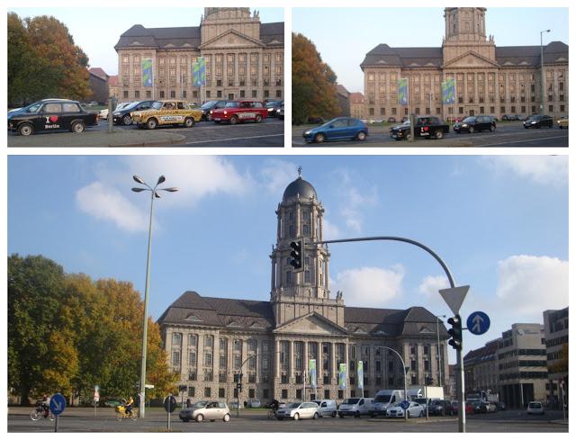 Altes Stadthaus Berlim