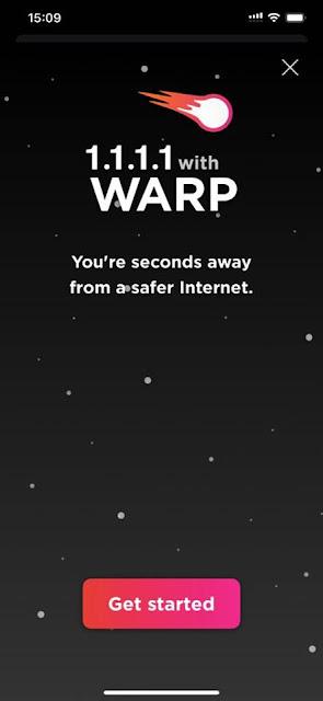 CloudFlare WARP VPN - thủ thuật tăng tốc độ mạng lên 30%, tặng 10GB dung lượng miễn phí cho anh em - CyberSec365.org