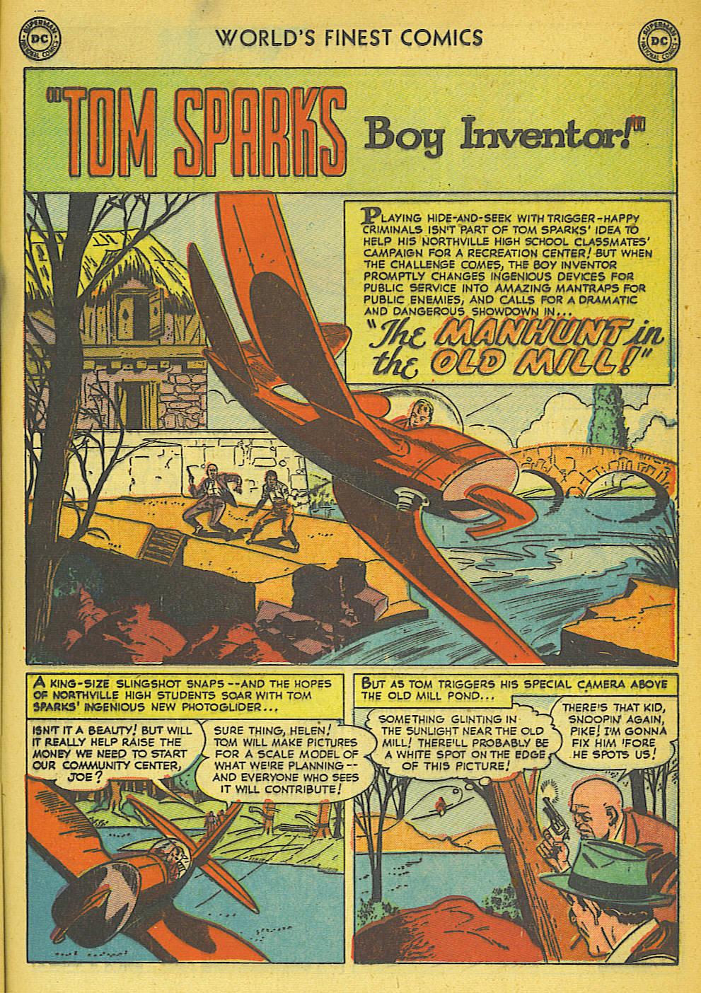 Read online World's Finest Comics comic -  Issue #57 - 41