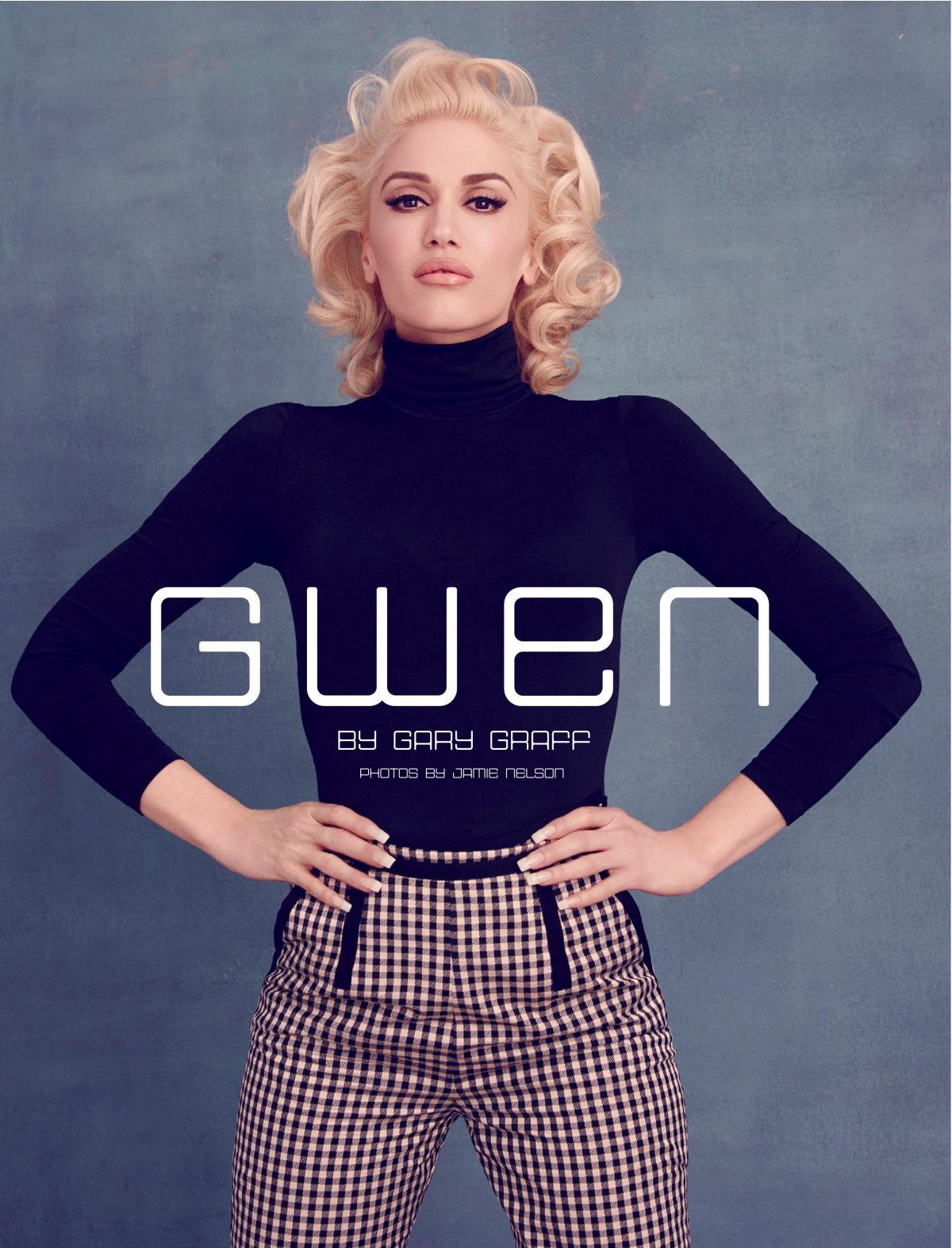Gwen Stefani Photo Shoot for Music Connection Magazine September 2016 Issue  - HD Photos