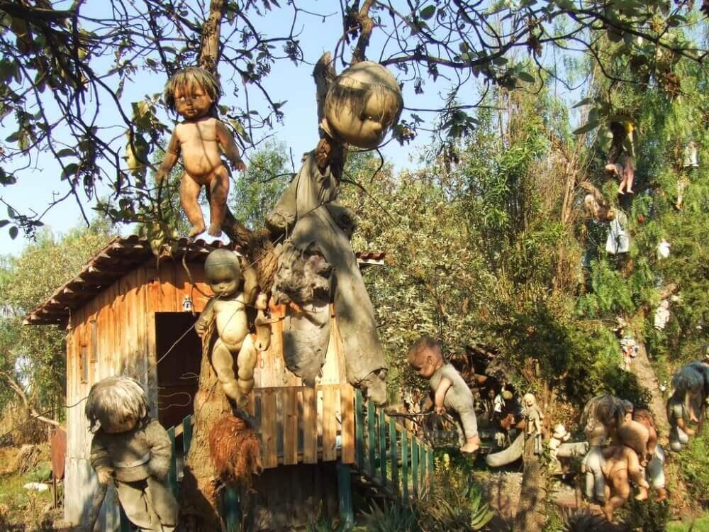 Oyuncak Bebek Adası Meksika