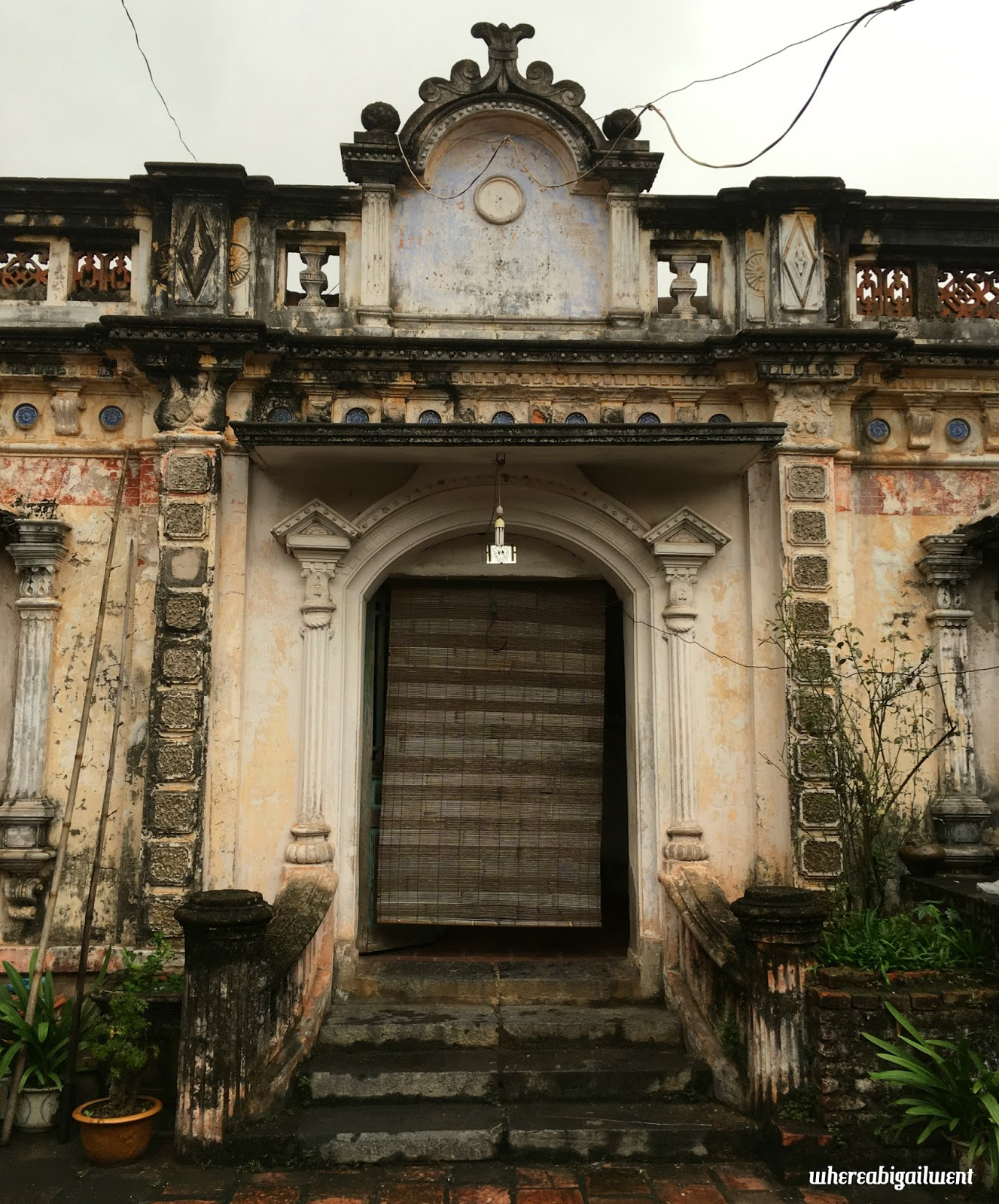 Unique Vietnamese Colonial Architecture
