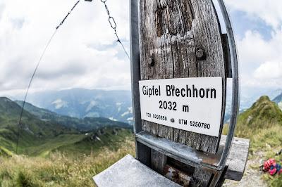 Wanderung aufs Brechhorn