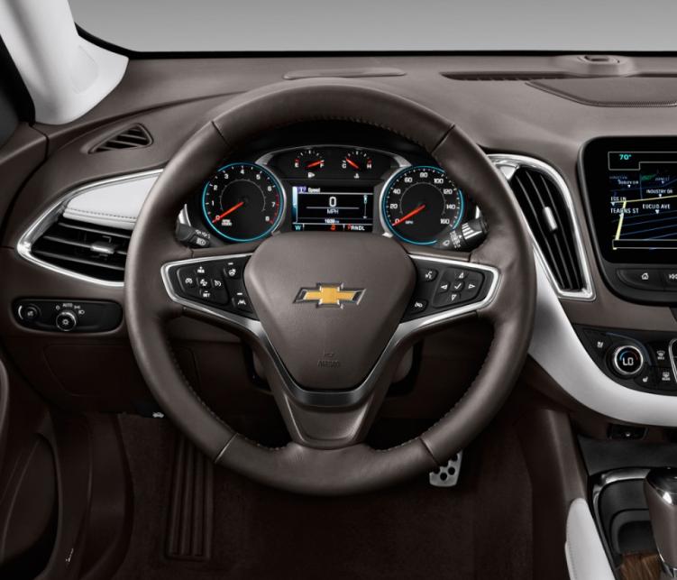 Chevrolet Malibu 2017 Canada