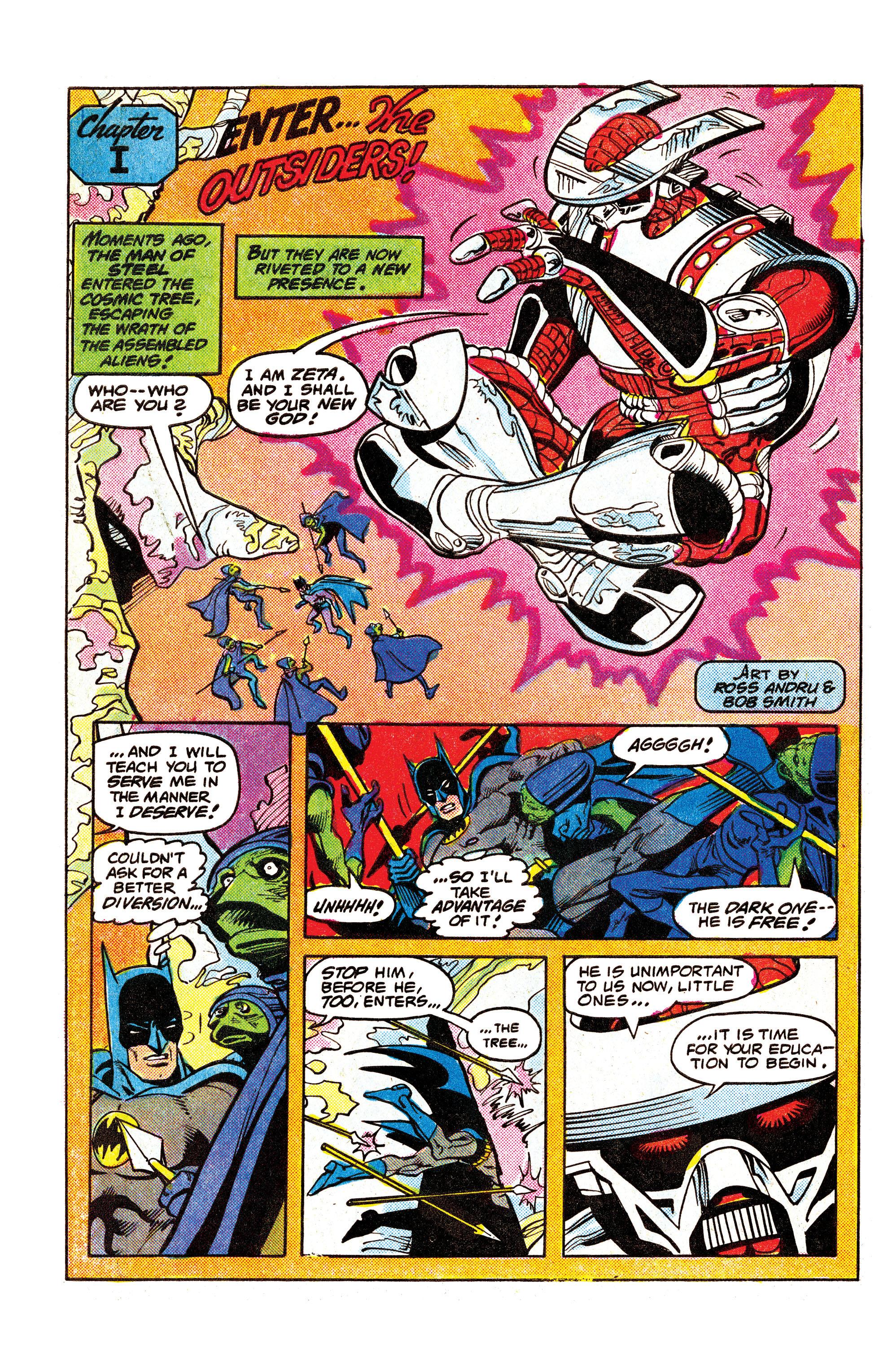 Read online World's Finest Comics comic -  Issue #300 - 5