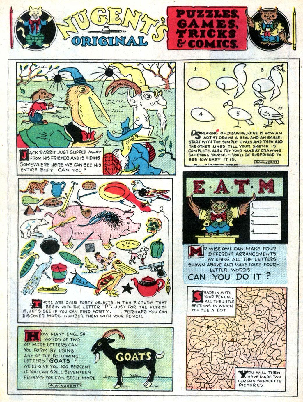 Read online All-American Comics (1939) comic -  Issue #10 - 52