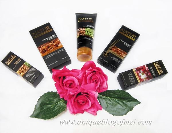 Natur HairCare Product Review #Kuatdariakar