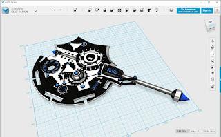 Autodesk 123D Design | Computer Software