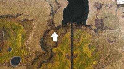 Conan Exiles, Lemurian Locations, Lians Wacht