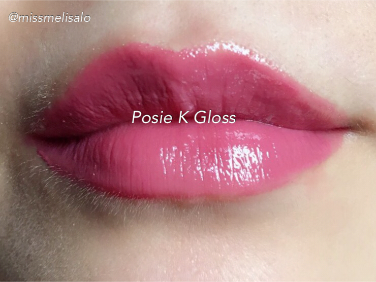 kylie cosmetics swatches review lip kit lip gloss lip liner