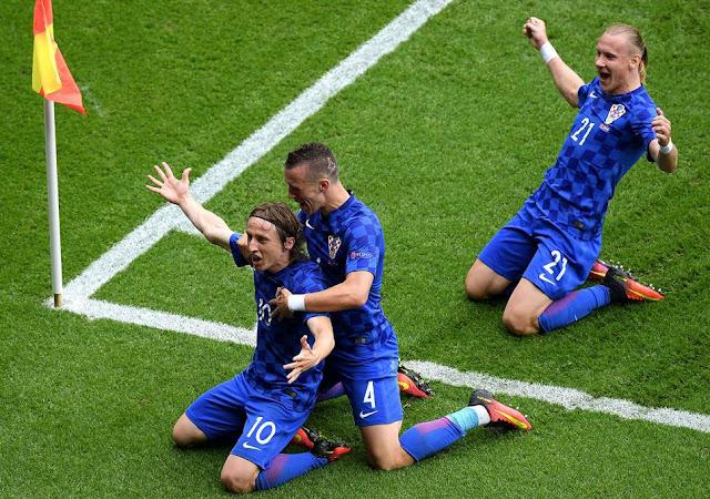ALLWIN 01h00, ngày 12/07 Phân tích trước giờ bóng lăn Croatia vs Anh