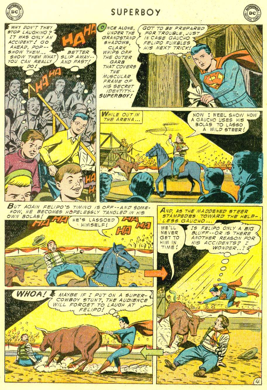 Superboy (1949) issue 42 - Page 27