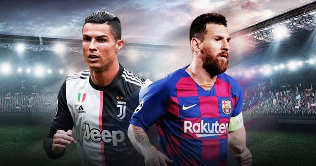 Klopp Lebih Menyukai Messi Ketimbang Ronaldo