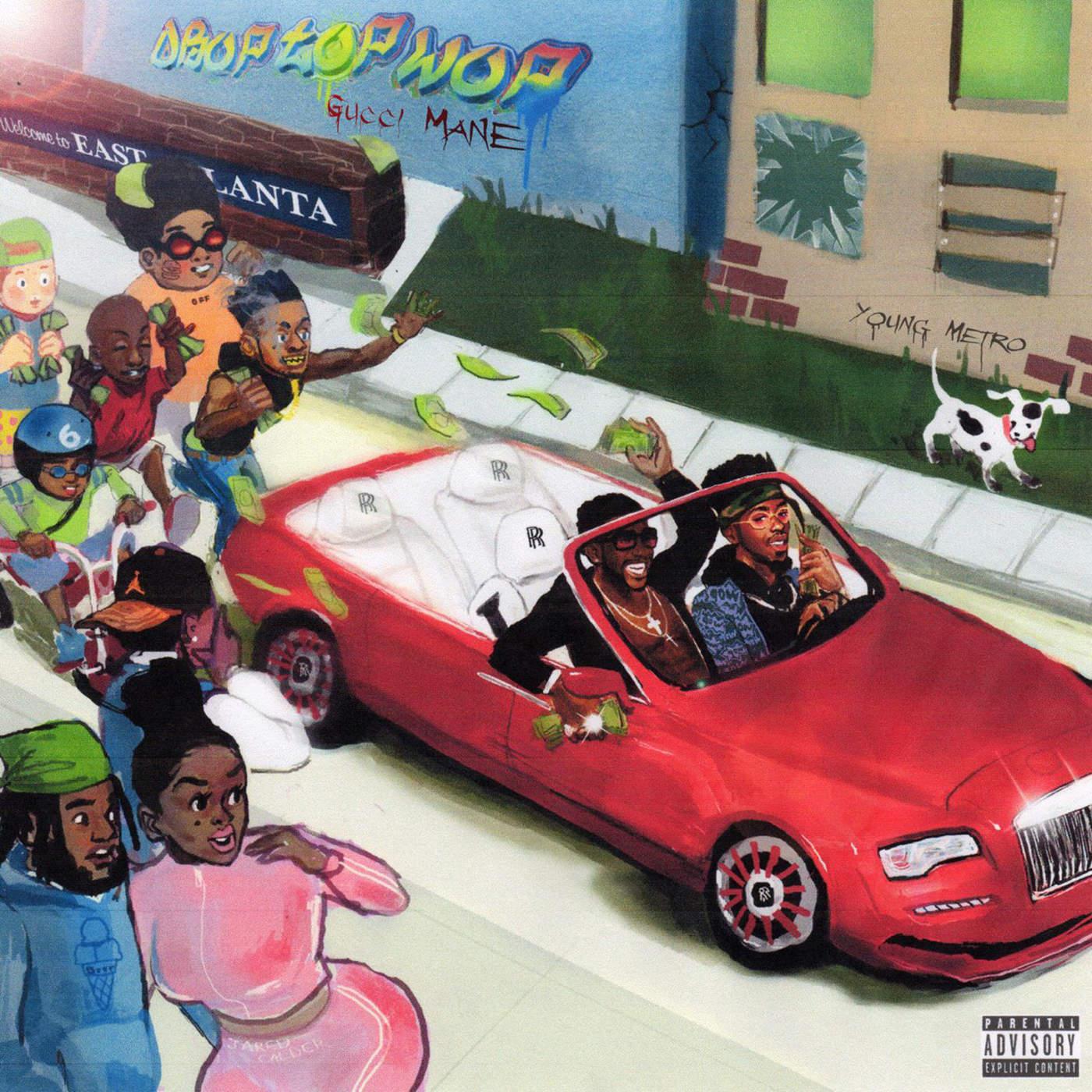 Gucci Mane - Droptopwop Cover