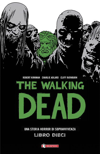 THE WALKING DEAD – LIBRO DIECI Hard Cover