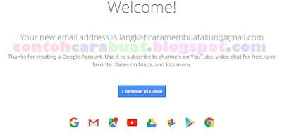 Cara Membuat Alamat Email di Google Dengan Tampilan Gmail Terbaru
