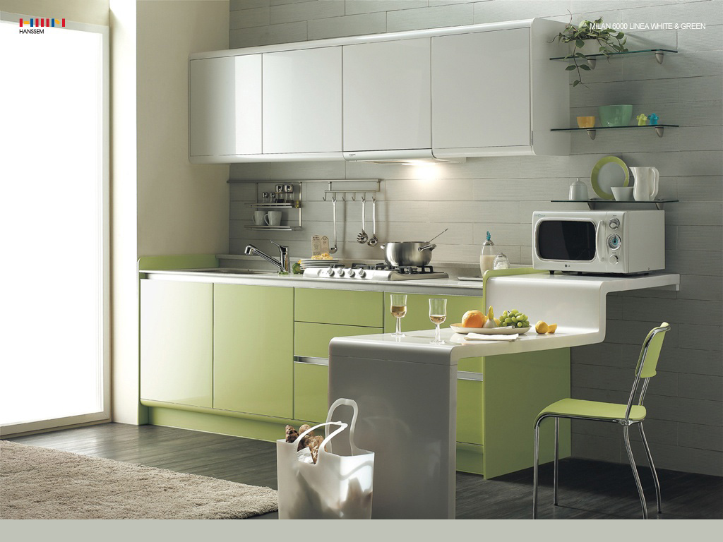 Desain Interior Dapur  Desain Dapur Minimalis Modern