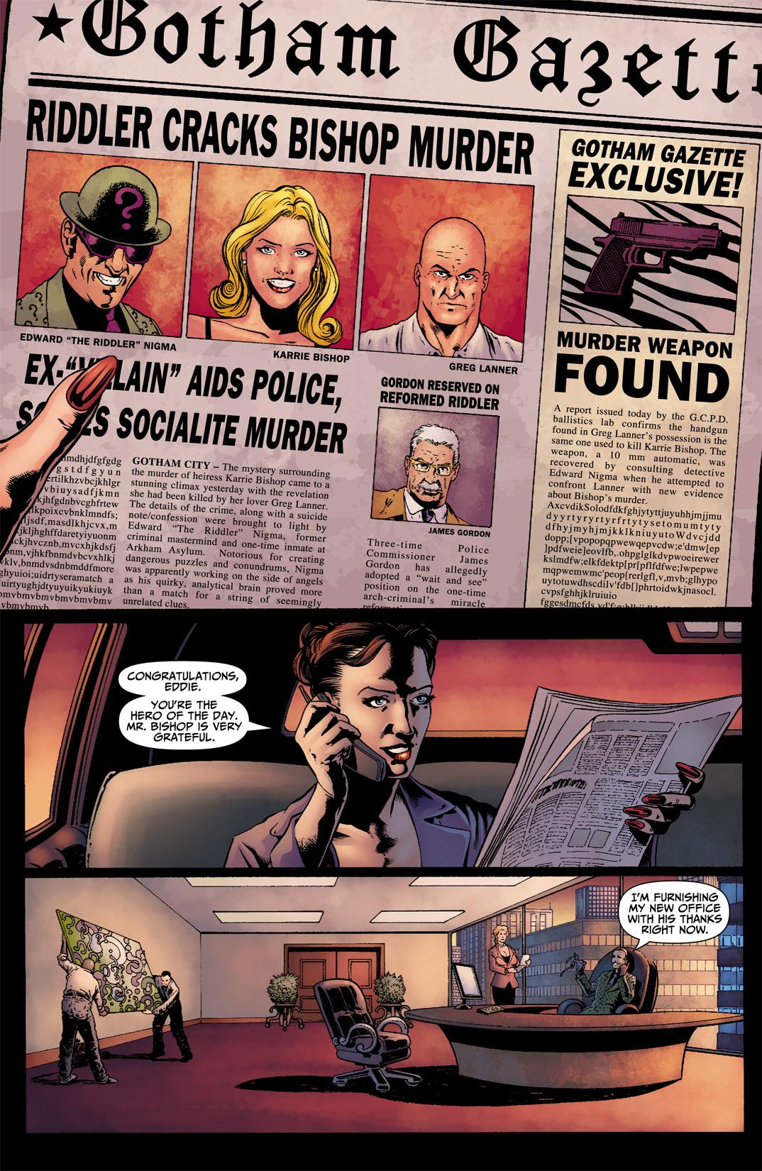 Detective Comics (1937) 822 Page 17
