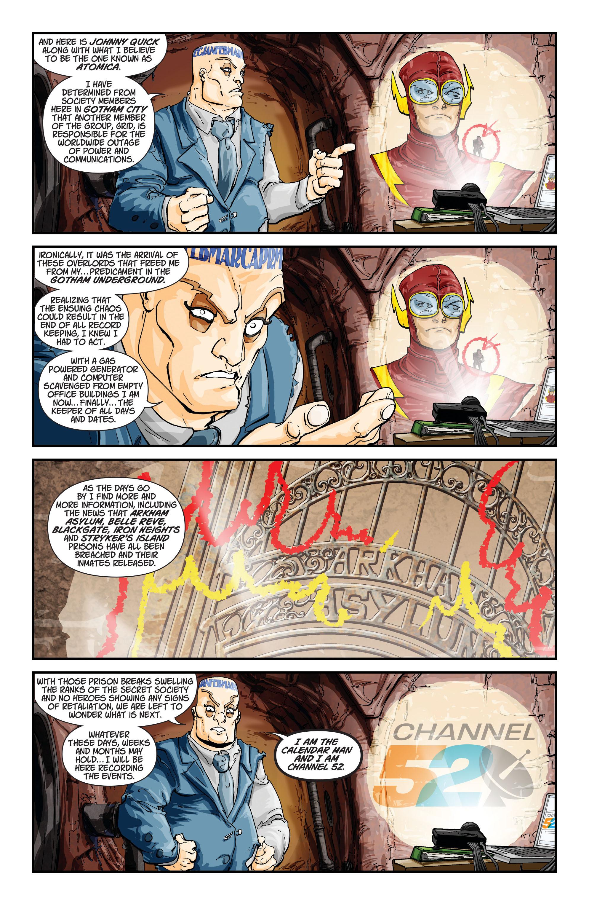 Read online Aquaman (2011) comic -  Issue #23.2 - 22