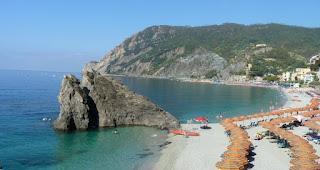 Monterosso al Mare, Playa de Fegina.