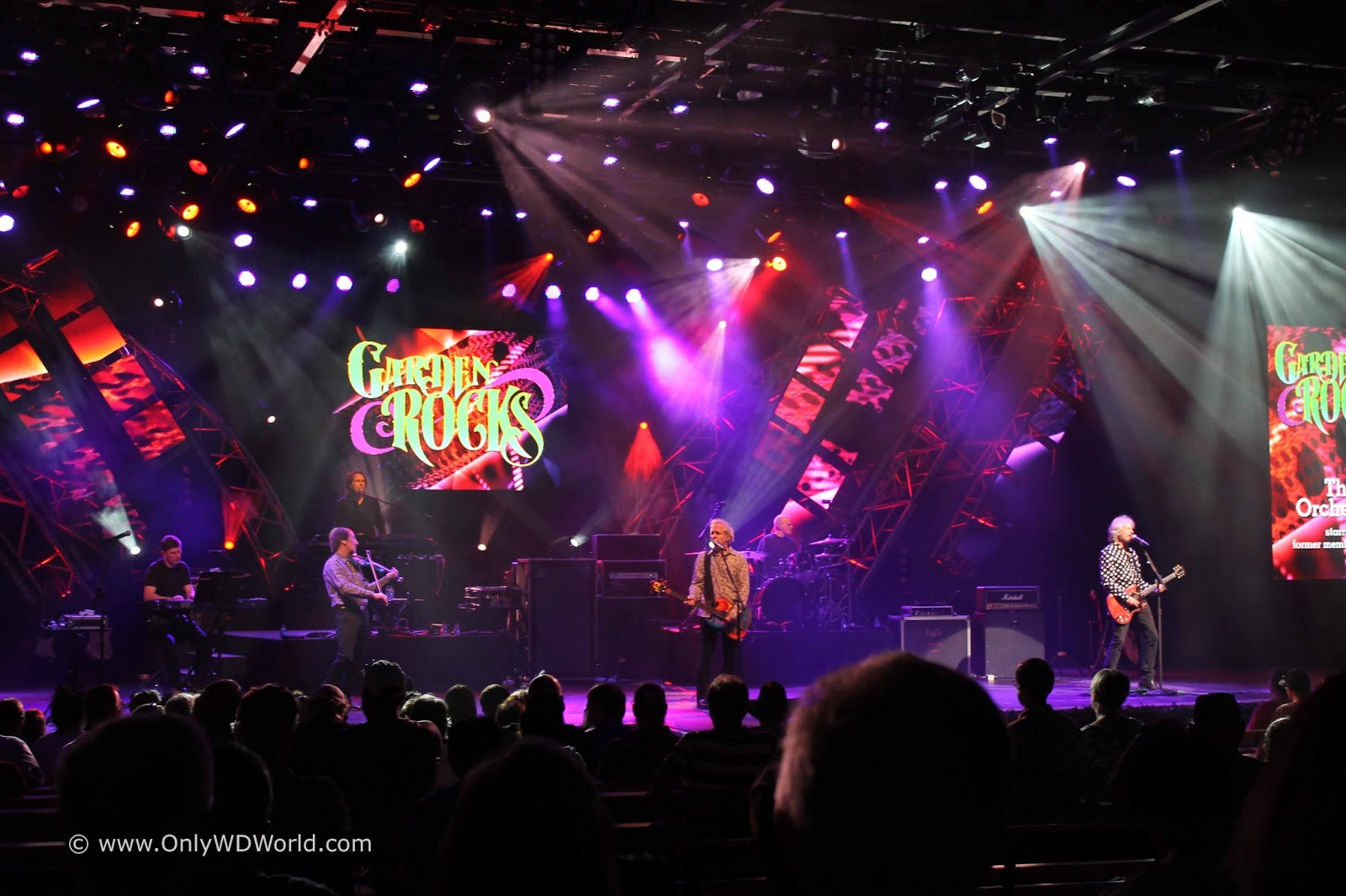 Garden Rocks Concert Series Returns To Epcot In 2018 With Star Studded Lineup Disney World