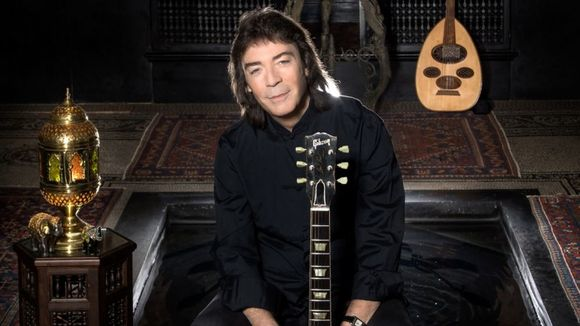 STEVE HACKETT - The Night Siren (2017) inside