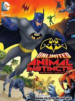 Batman Unlimited: Instinto animal (2015) online y gratis