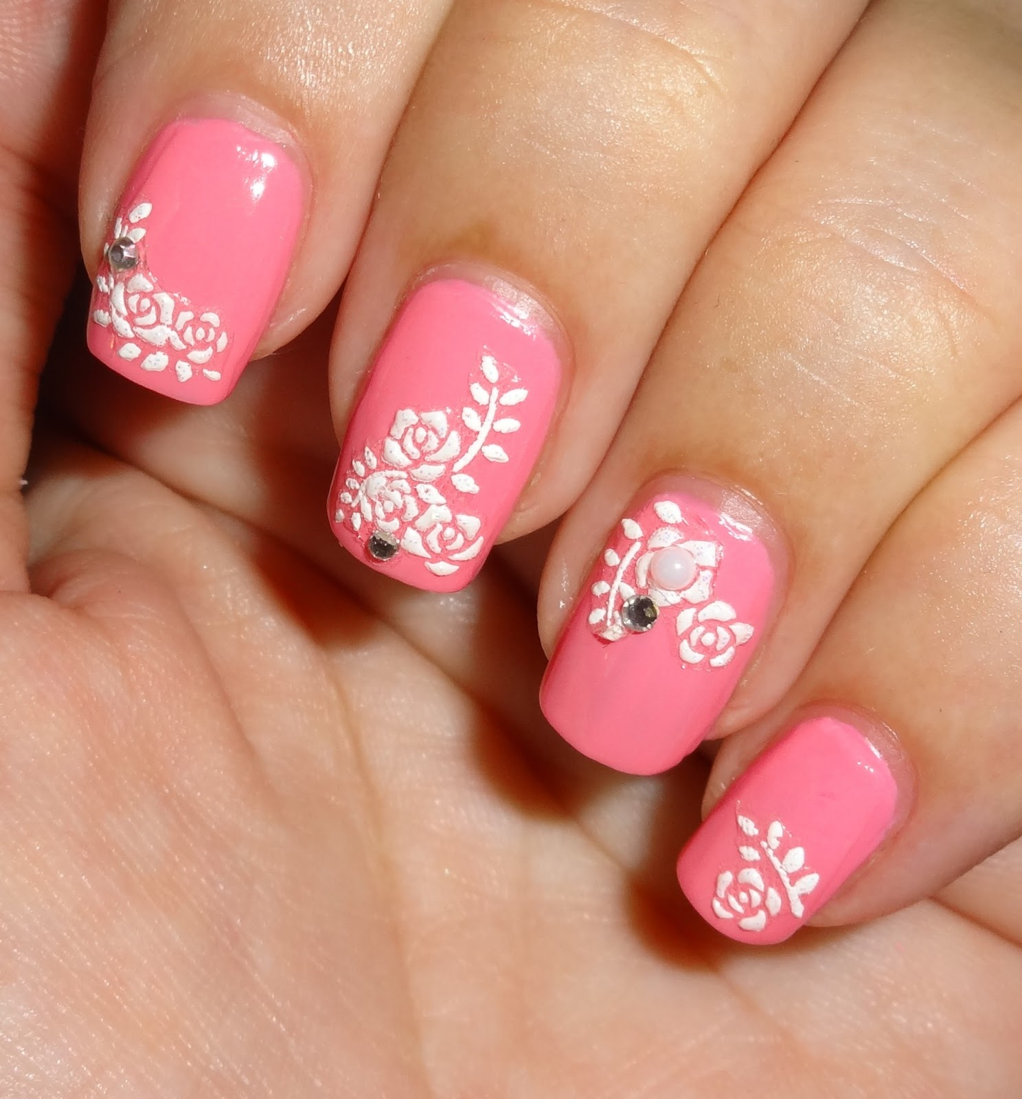 Nail stickers