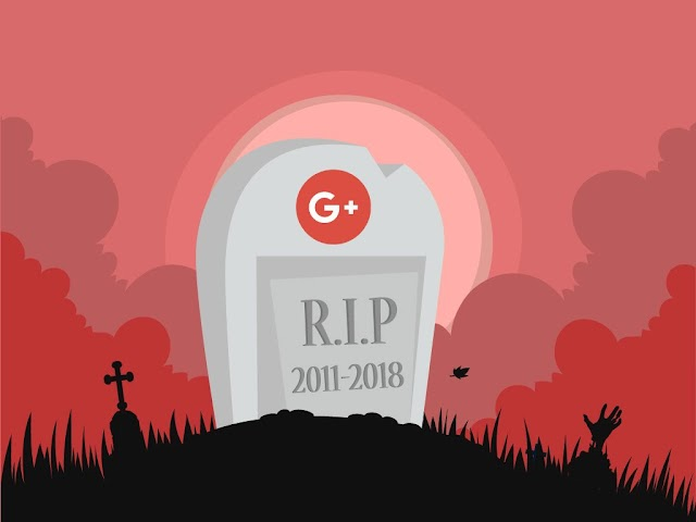 Finally, Google+ is turned off today