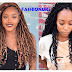 46+ Latest Curly Faux Locs Hairstyles Ponytails To Copy In 2019
