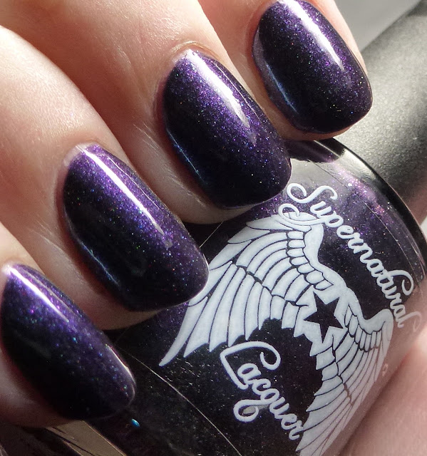 Supernatural Lacquer Mistress of All Evil