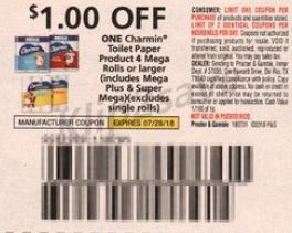 P&G Coupon