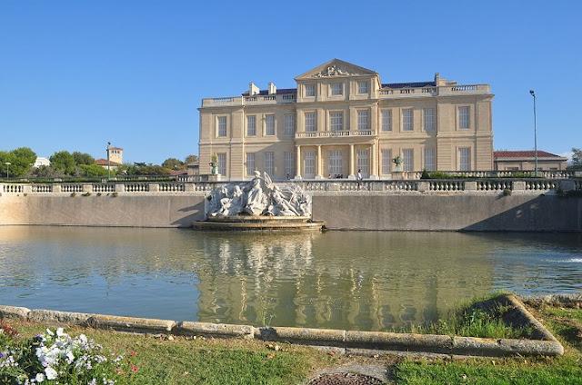 Château Borély em Marselha