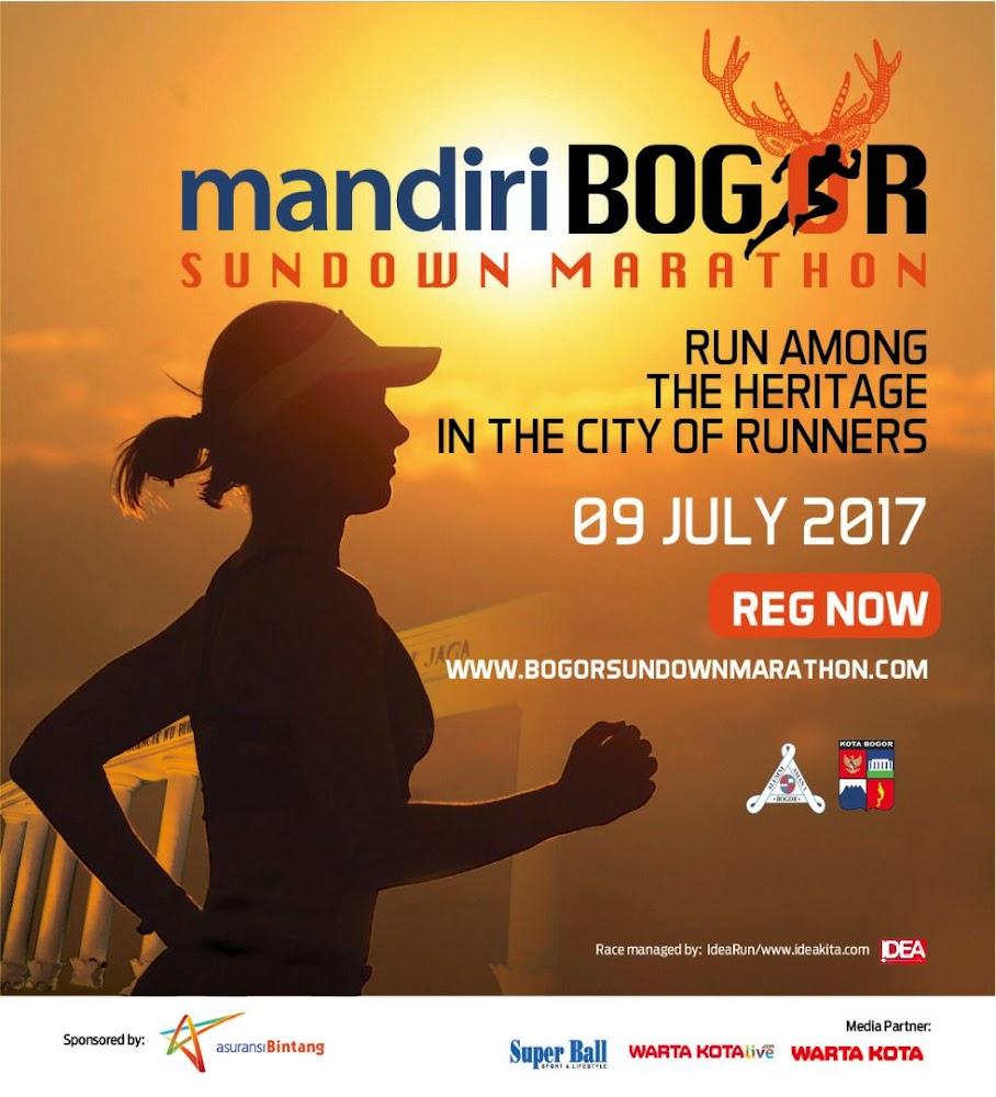Bogor Sundown Marathon • 2017