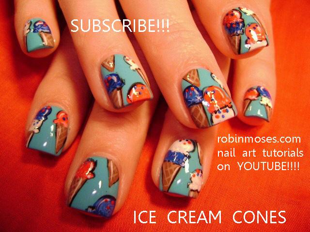 Nail Art by Robin Moses: June 2011
