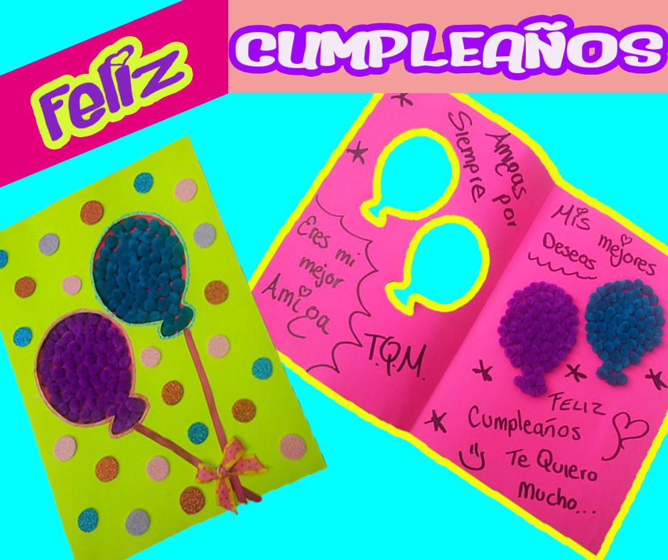 Miizzmagdiizz1 Tarjeta De Cumpleanos Como Hacer Tarjetas Para - Hacer-tarjetas-de-cumpleaos