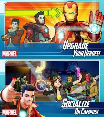 MARVEL Avenger Academy v1.10.0 Mod Apk