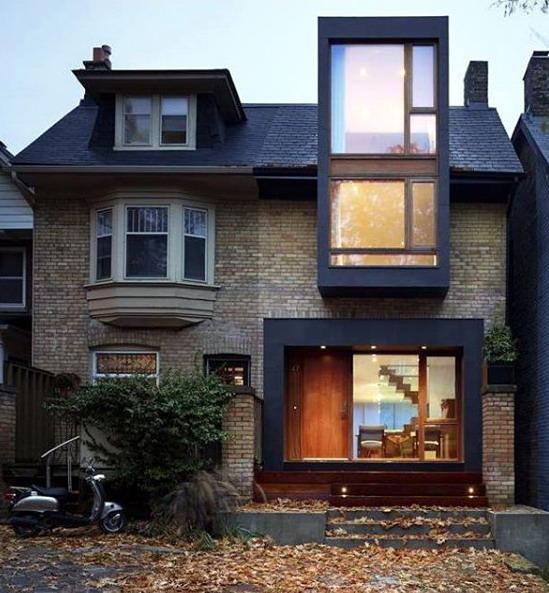 gambar rumah minimalis eropa klasik