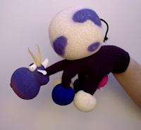 игрушки для детей своими руками.