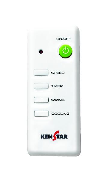 kenstar new remote