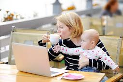 Sayangi Anak Dengan Menghindari Kopi dan Minuman Kafein Lain